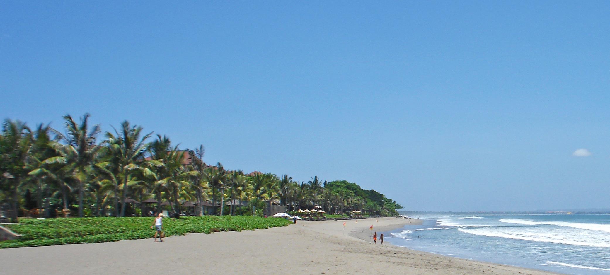 spiaggia Bali